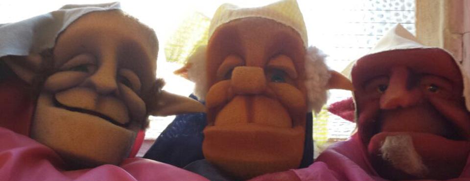 Faro teatrale - maschere