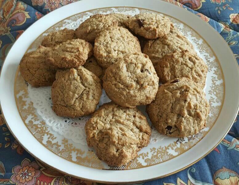 Biscotti Vegani di grano saraceno e quinoa – Senza glutine