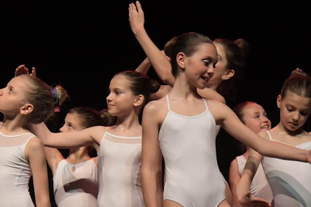 danza da 4 anni